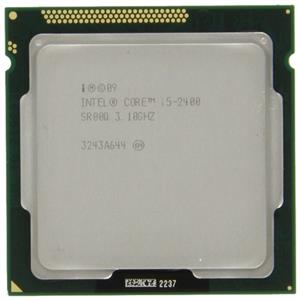 Intel Core i5 2400 3.1GHz LGA 1155 Sandy Bridge TRAY CPU